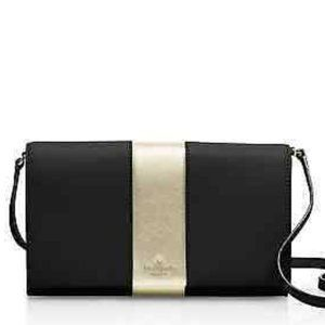 Kate Spade | Cedar Street Racing Stripe Cali Purse
